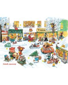 Mauri Kunnas Advent Calendar - Mr. Clutterbuck
