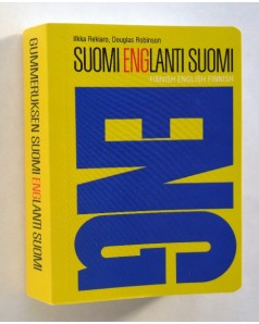 Finnish-English-Finnish Pocket Dictionary