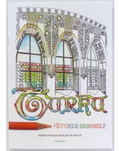Turku Coloring Book for Grown-ups 2